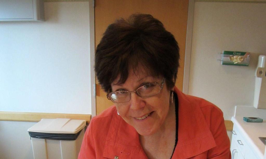 Janet Schneider in the photo 1