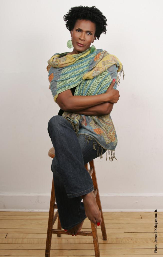Janet Hubert in the photo 2