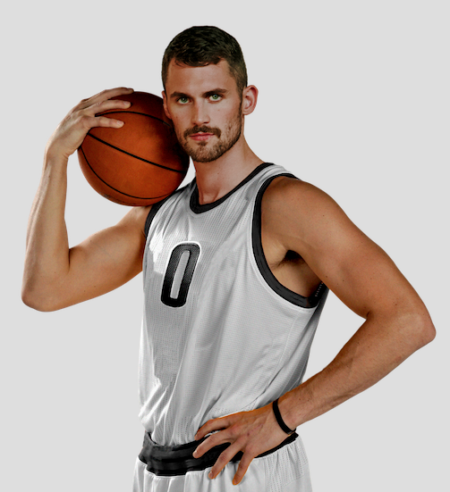 Kevin Love in the photo 1