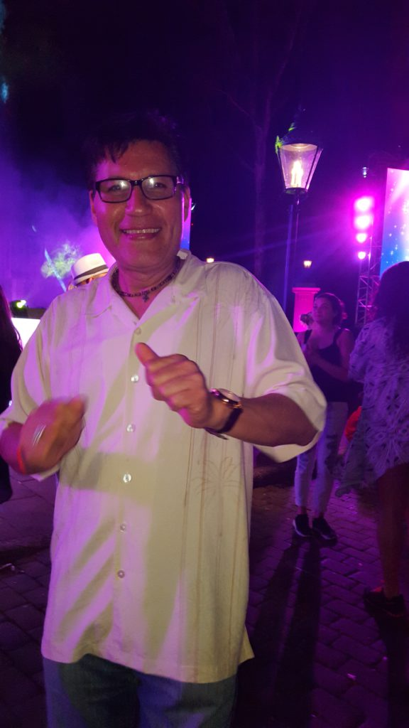 Hector Escobar in the photo 2