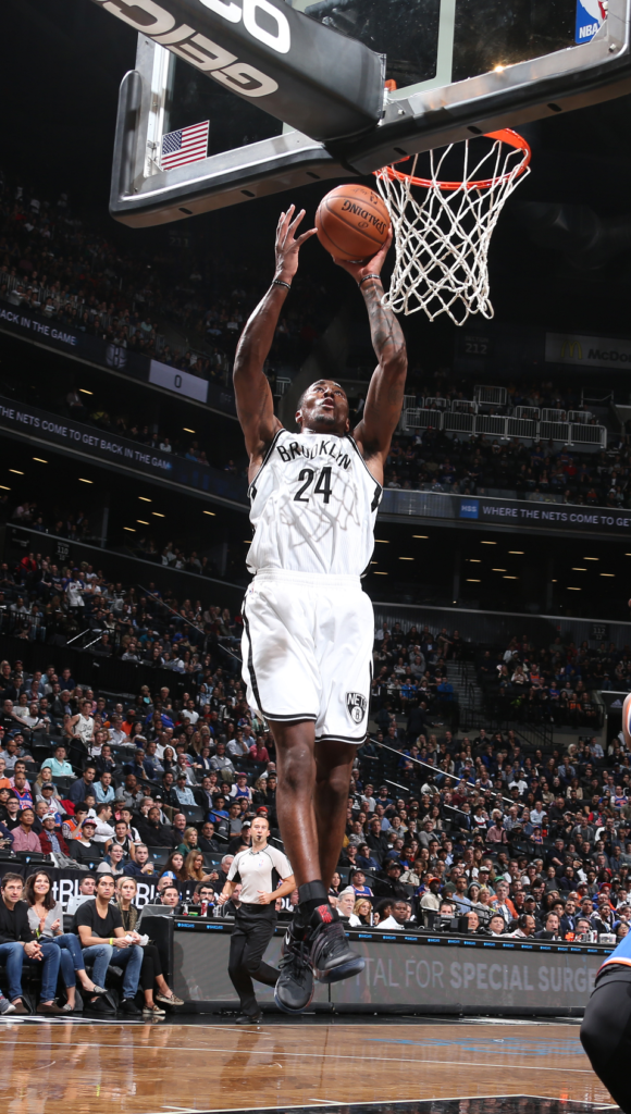 Rondae Hollis-Jefferson in the photo 1
