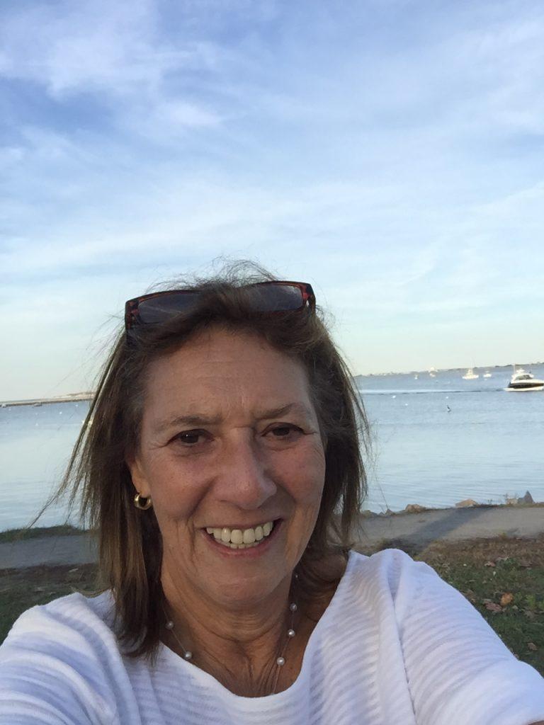 Joanne Lehman in the photo 1