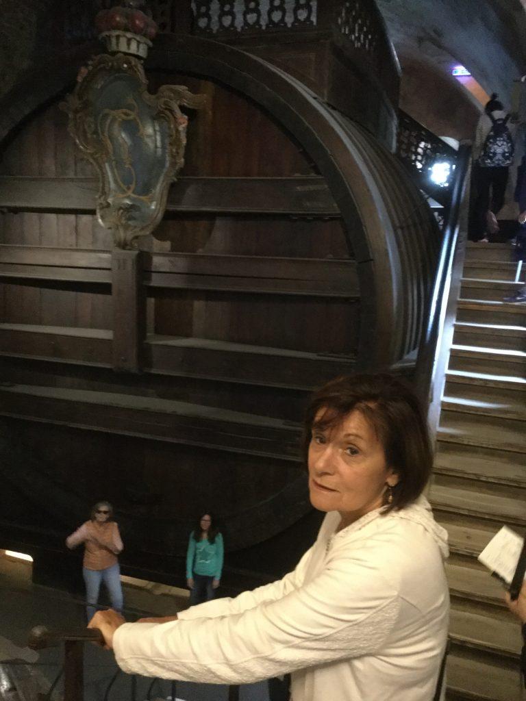 Mary Ann Baldari in the photo 1