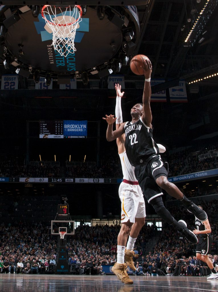 Caris LeVert in the photo 1