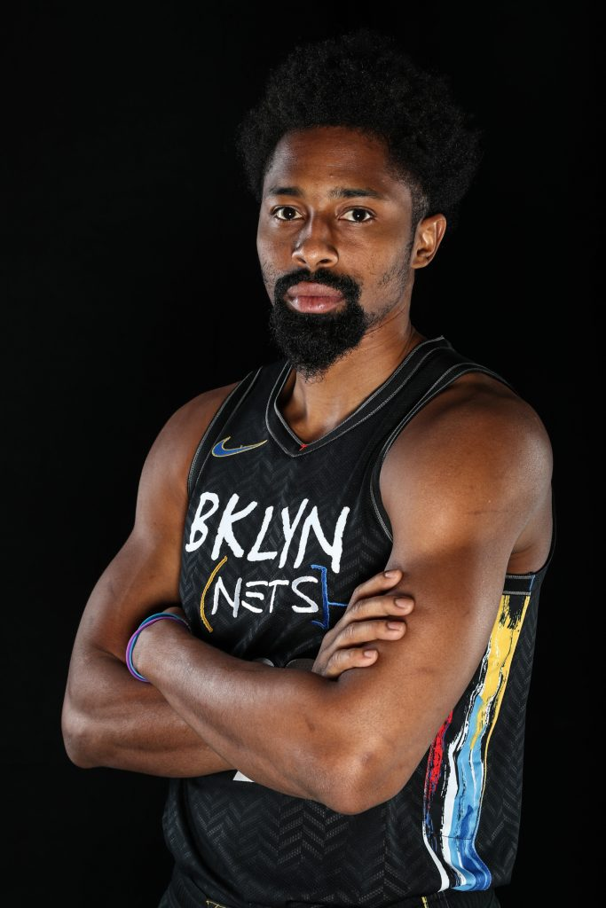 Spencer Dinwiddie in the photo 3