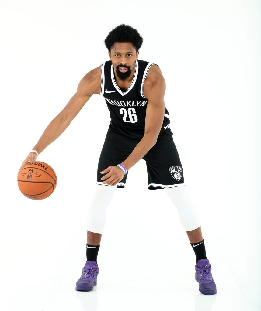 Spencer Dinwiddie in the photo 2