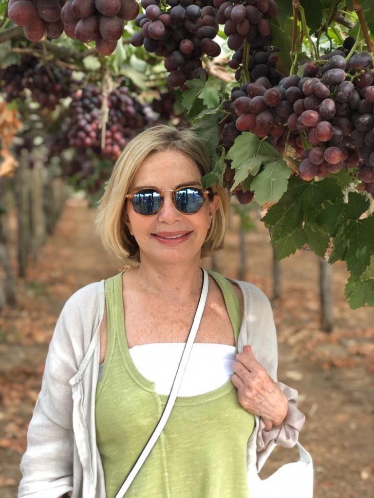 Patricia Seminario in the photo 1