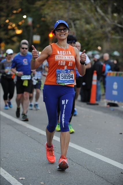 Rosita Chan-Vicelich in the photo 2