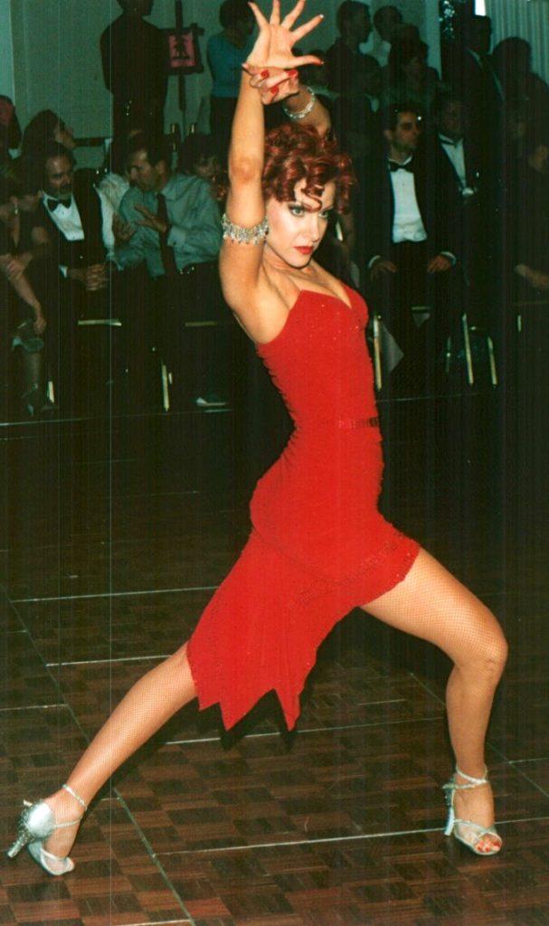 Melanie LaPatin in the photo 1
