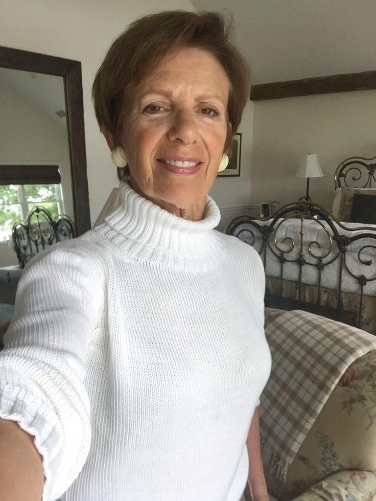 Carolyn Ouderkirk in the photo 1