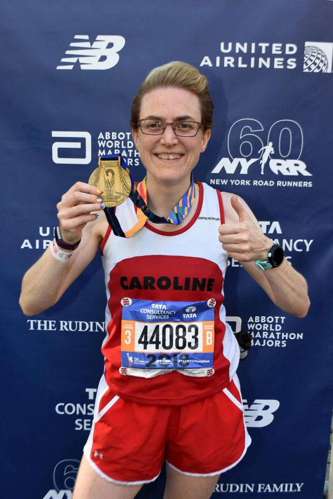 Caroline Gourri in the photo 2
