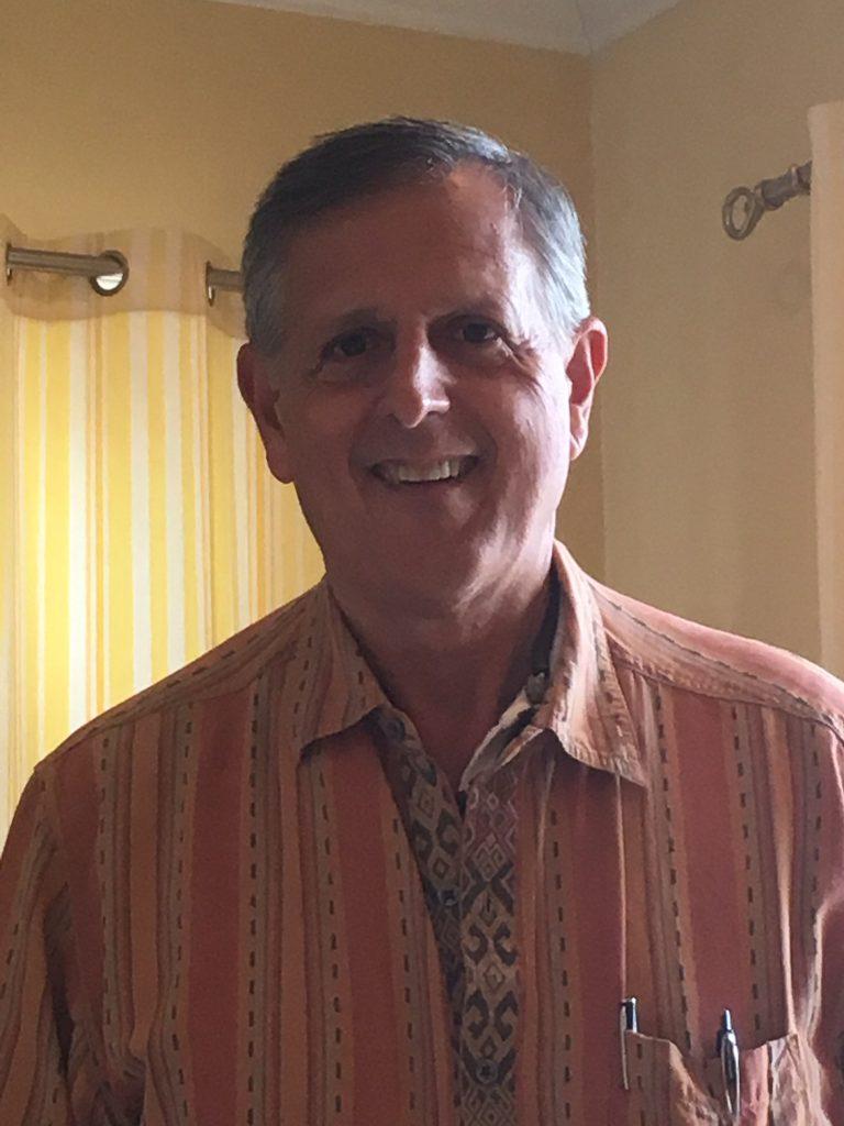 Joel Rosow in the photo 1