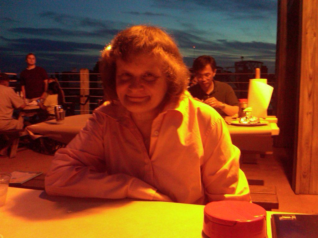 Janet Lemond in the photo 1