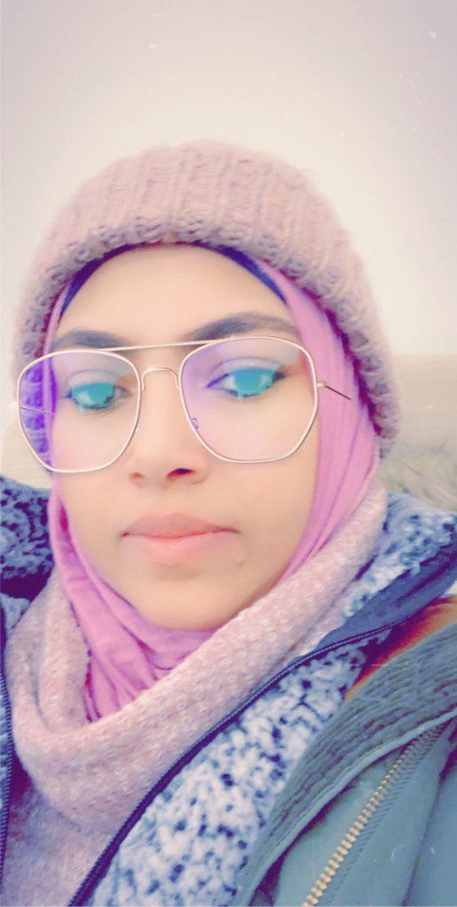 Fatma Alshehhi in the photo 1
