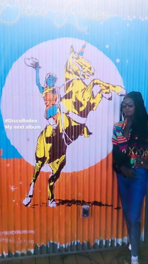 Julia Kwamya in the photo 4