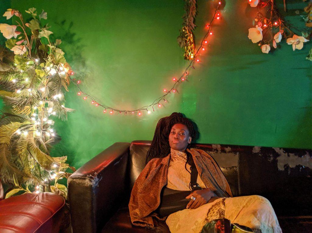 Julia Kwamya in the photo 3