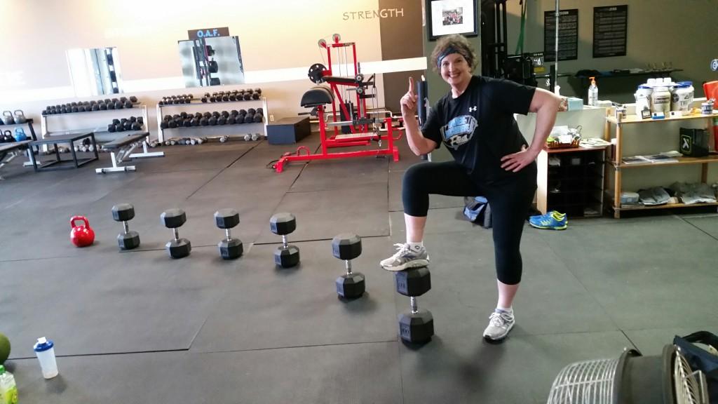 Sharon Bigler in the photo 1