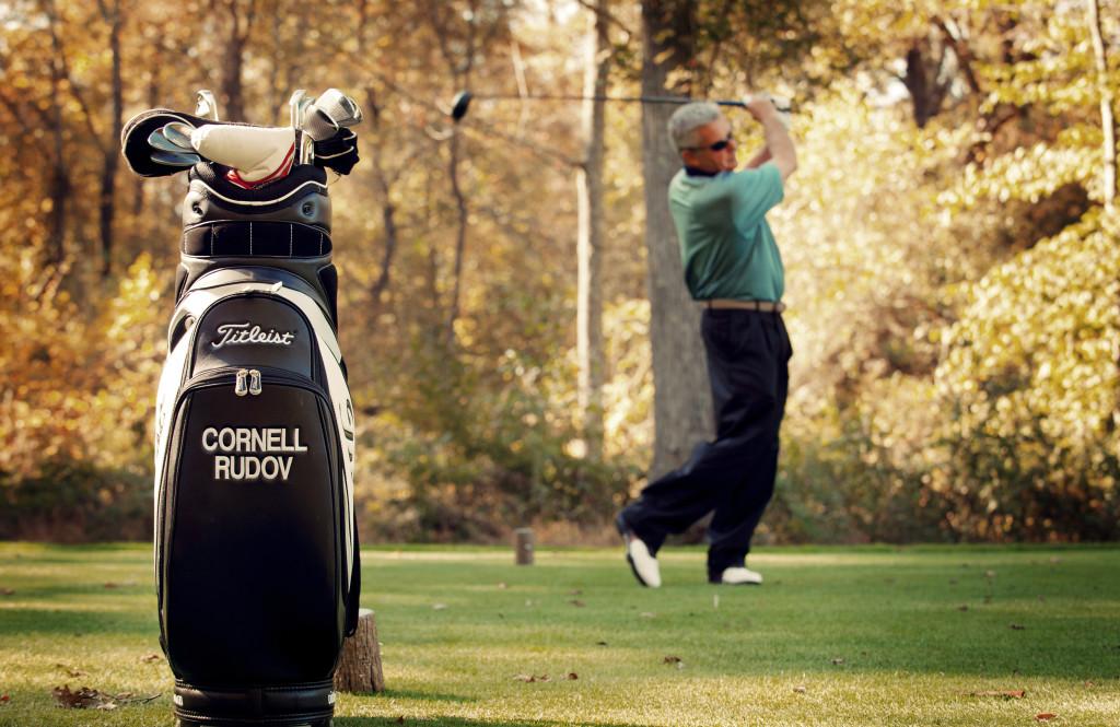 Cornell Rudov in the photo 1