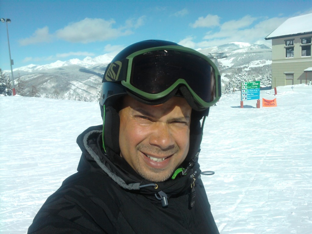 Michael Crespo in the photo 1