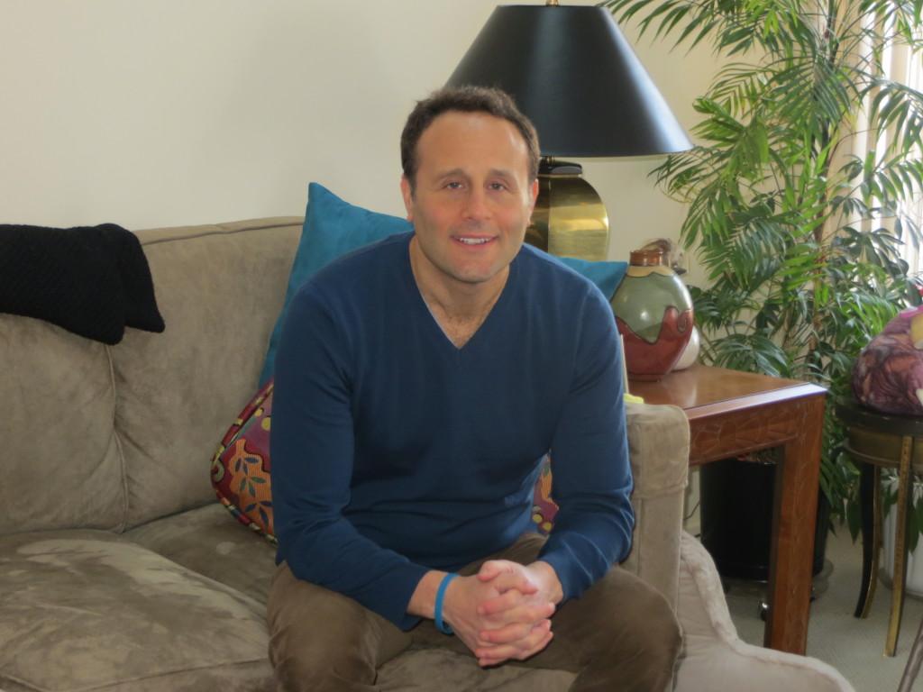 Michael Sarnoff in the photo 1
