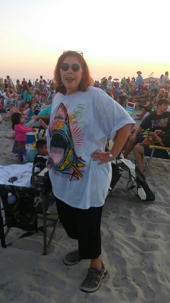 Donna Dyrstad in the photo 1